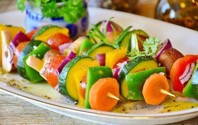 jadłospis dieta weganska